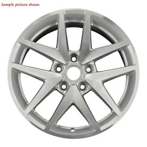 1 New 17 Alloy Wheel Rim For 2010 2011 2012 Ford Fusion 9031
