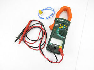 Extech 380976 Single Phase three Phase 1000a Ac Power Clamp Meter
