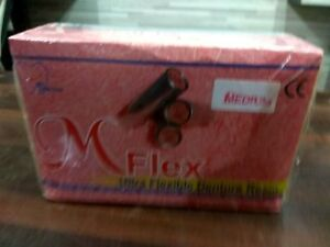 3 Mflex Medium Box Denture Base Material For Flexible Partial Dentures