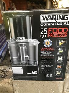 Waring Pro Wfp11s Food Processor