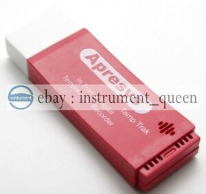 10 Pieces Apresys Disposable Temperature Recorder Usb Data Logger In transit D99