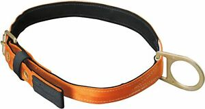 Miller Titan By Honeywell T3010 laf Tongue Buckle Body Belt With Single D New