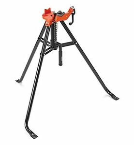 Ridgid 16703 Tristand Portable Chain Pipe Vise New