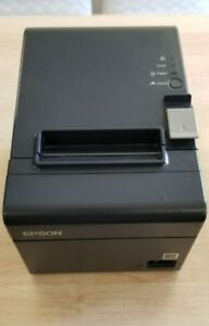 Epson Tm t20ii C31cd52062 Pos Receipt Printer Usb And Serial Interface