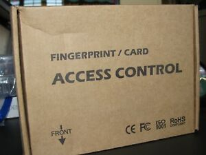 Bio Office Ba30 Fingerprint Access Control New In Box