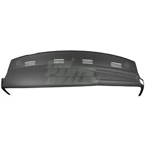 Dark Slate Grey Molded Plastic Dash Skin Cover Overlay For 2002 2005 Dodge Ram