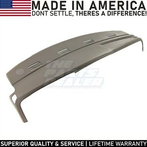 2002 2003 2004 2005 Dodge Ram Dash Cover Skin Cap Overlay One Piece Taupe