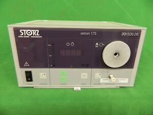 Karl Storz 201320 20 Xenon 175 Light Source tested