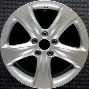 Acura Tl Painted 18 Inch Oem Wheel 2012 2014 42700tk4a41