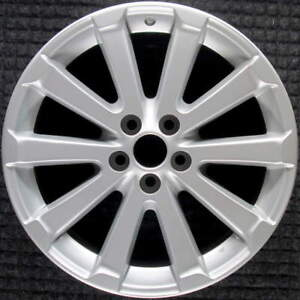 Toyota Venza All Silver 19 Inch Oem Wheel 2009 2013 426110t020 426110t021