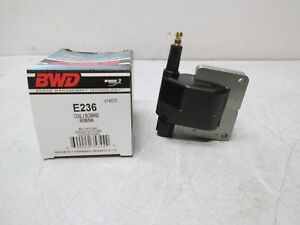 New Bwd E236 12 Volt Ignition Coil Free Shipping