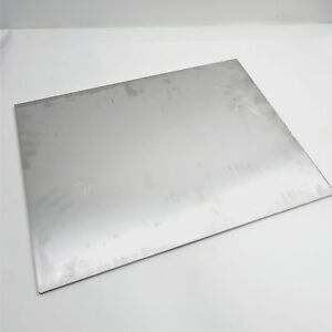 25 Thick 1 4 Aluminum 6061 Plate 20 625 X 27 75 Long Sku 105982
