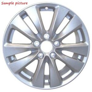 1 New 17 Replacement Alloy Wheel Rim For 2011 2012 Honda Accord 9054