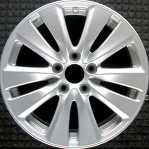 Honda Accord Compatible Painted 17 Inch Wheel 2011 2012