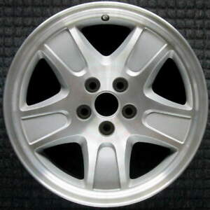 Ford Crown Victoria Rounded Cut In Spoke 17 Inch Oem Wheel 2001 2011 1w7z1007a
