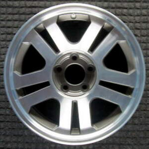 Ford Mustang Machined W Charcoal Pockets 17 Inch Oem Wheel 2006 2009 6r3z1007