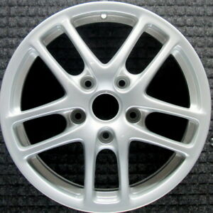 Porsche Cayman Painted 17 Inch Oem Wheel 2008 98736212206
