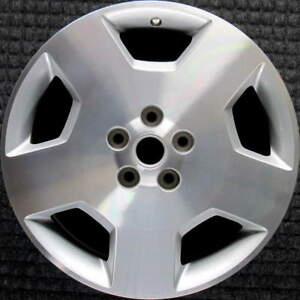 Chevrolet Impala Machined 18 Inch Oem Wheel 2006 2007 09595805 88967198