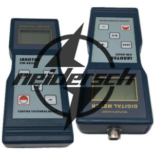 1pcs New Landtek Thickness Meter Cm8820 Coating Thickness Gauge Metal