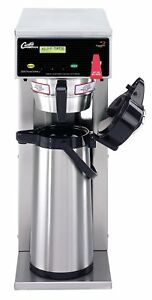 Wilbur Curtis G3 Airpot Brewer 2 2l To 2 5 L Single standard Airpot Coffee Dual