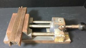 Customized Heinrich Company 5 Capacity Vise Marked 4ts Missing Handle Good Cond