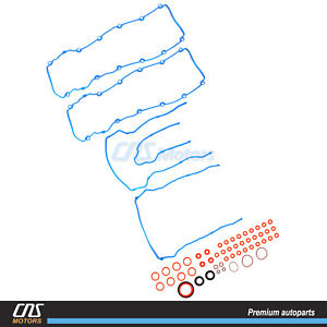 Valve Cover Gaskets Timing Cover Set For 00 03 Jaguar S type Xj8 Xjr Xk8