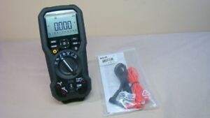 Flir Dm93 Industrial Digital Multimeter