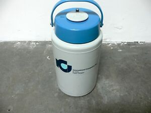 International Cryogenics Ic 2vs Vapor Shipper 2 4l Nitrogen Capacity Dewar