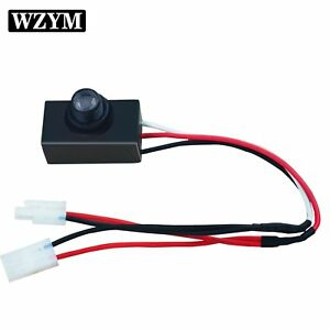 Wyzm Outdoor Hard wired Post Eye Light Control With Photocell Light Sensor