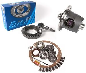 Gm 8 875 Chevy 12 Bolt C10 Truck 3 08 Ring And Pinion Auburn Posi Elite Gear Pkg