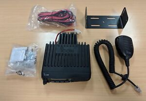 Icom Ic f5121d Vhf 136 174 Mhz 128 Channels 50w Two Way Mobile Radio