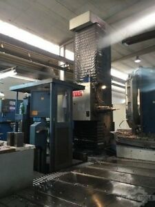 2007 Tos Varnsdorf Model Whn 13 8 5 Axis Cnc Table Type Horizontal Boring And Mi
