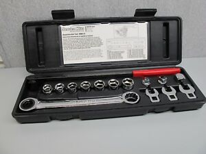 Matco Tools Msbt15 Serpentine Belt Wrench Tool Set