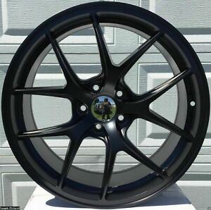4 New 19 Wheels Rims For Saleena S281 S302 Lincoln Mkt Mkx Mkz Town Car 427