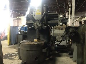 Vertical Boring Mill Vtl