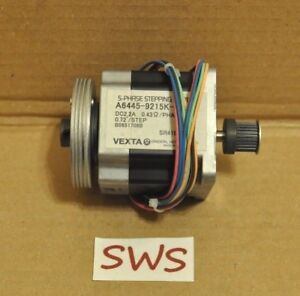 new Vexta 5 Phase Stepping Motor A6445 9215k a4