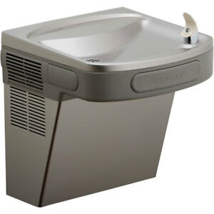 Elkay Wall Mount Indoor 8 Gph Ada Compliant Refrigerated Drinking Water Fountain