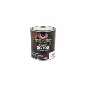 House Of Kolor Intercoat Pearl Flake Karrier Clearcoat Quart Hok Sg150q