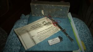Antique Embroidery Tool Princess Org Marvil Model B Box Inst Needle Pk May 1918