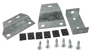 New 66 67 Chevelle El Camino 4 Speed Console Mounting Bracket Set