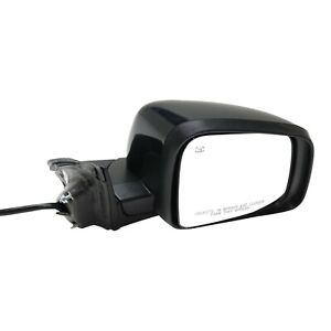 Power Mirror For 2011 2013 Jeep Grand Cherokee Right Side Power Fold Heated