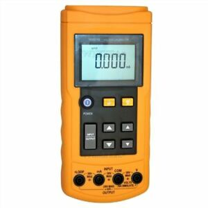 New Yhs 715 Loop Volt And Ma Signal Source Process Calibrator Meter Tester
