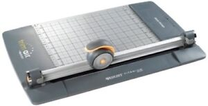 Professional Rotary Paper Photo Trimmer Cutter Titanium Bonded Blade Craft 12