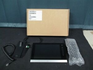 New open Box Cisco Cts ctrl dv8 Telepresence Touch 8 inch For Ex Series