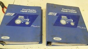 Ford Tractor Series 10 Service Manual