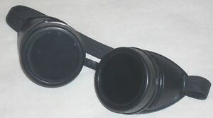 10 Pr Black Welding Cutting Eye Cup Safety Goggles W Vents Ws 05