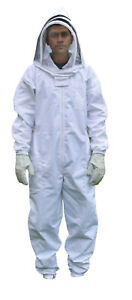 6xl Professional Bee Suit With Fencing Vail Beekeeping Suit Free Usa Shipping