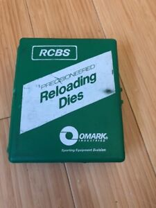 Reloding Dies Precisioneered RCBS