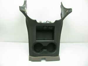 Gm Center Console Cup Holder Cocoa 23289765 For 15 16 Tahoe Suburban Yukon
