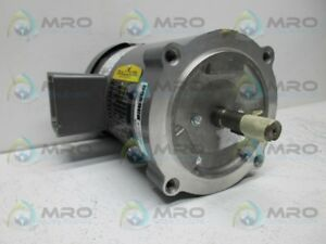Baldor Vm3538 Industrial Motor 1 2hp 1725rpm as Pictured new No Box